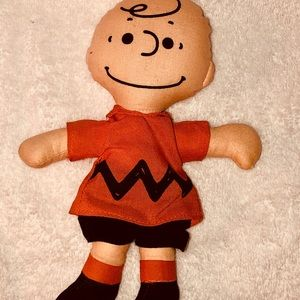 Peanuts Other - PEANUTS  1950 CHARLIE BROWN CLOTH DOLLS rare find